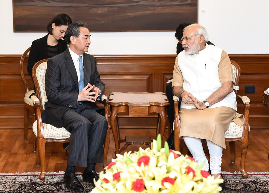 China asks India not to allow bilateral issues to cloud global vision in bilateral ties