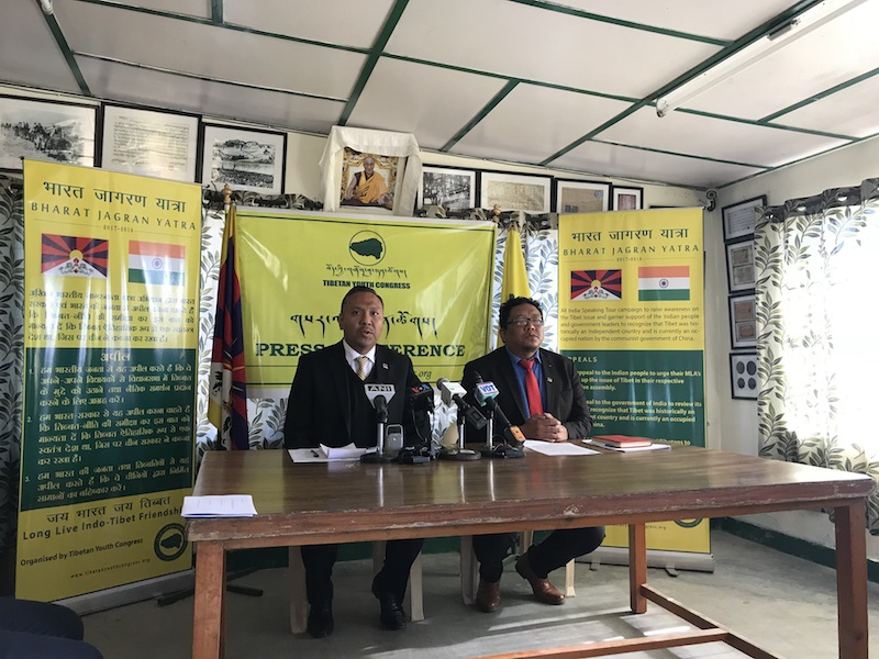 Largest exile Tibetan group to launch nationwide campaign in India on Dec 10