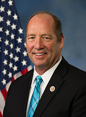 Representative Ted Yoho, Chairman of the Asia and the Pacific Subcommittee on House Foreign Affairs Committee.