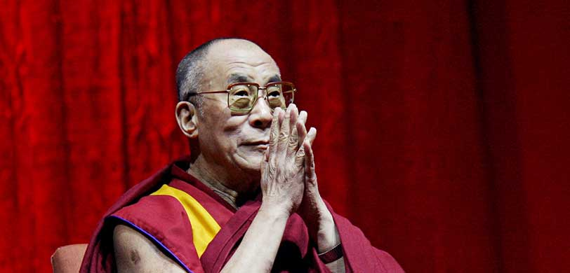 Dalai Lama among 10 most admired in USA for 9th year