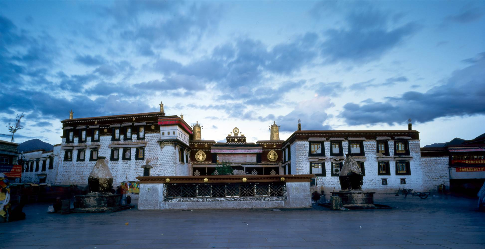 Jokhang Temple, Lhasa, Tibet. (Photo courtesy: NBC News)