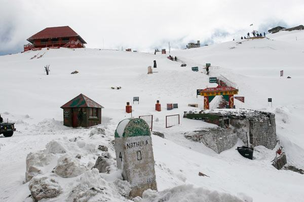 China agrees to reopen Nathu La route for annual Indian pilgrimage to Tibet