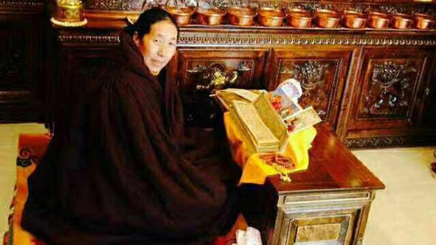 Ngawang Tsomo, 51, a Tibetan nun was reported to have died on Jan 27 near Tibet's capital Lhasa as a result of ailments incurred from severe ill-treatment during her seven years in prison for protesting against Chinese rule. (Photo courtesy: RFA)