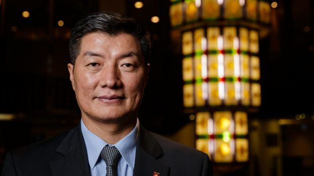 President of the Tibetan government in exile, Lobsang Sangay. (Photo courtesy: CTA)