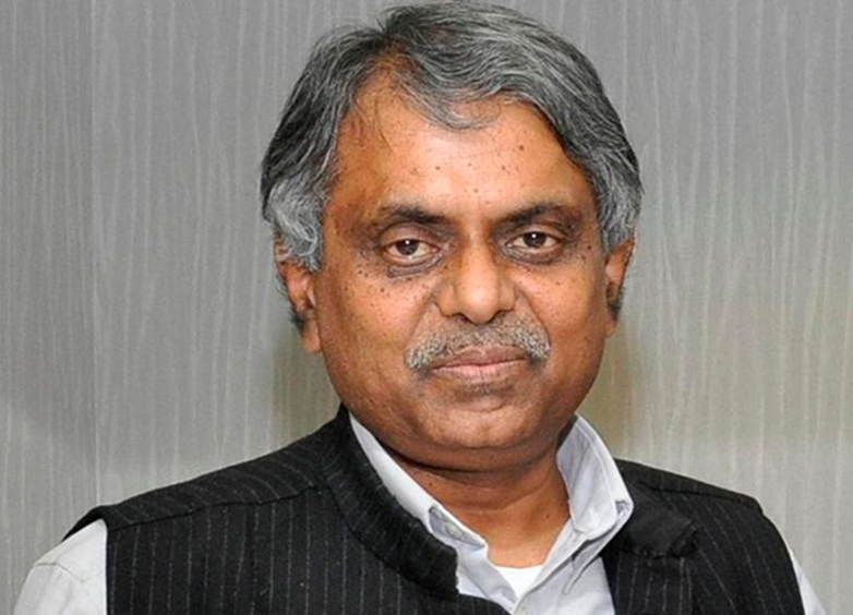 Cabinet Secretary Mr PK Sinha. (Photo courtesy: PTI)