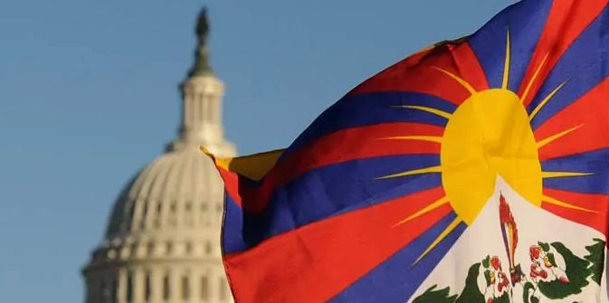 Over 100 gather in Washington for 10th annual Tibet Lobby Day
