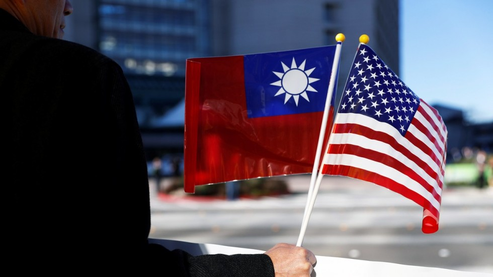 China expresses anger as Trump signs bill calling for US-Taiwan contacts at all levels