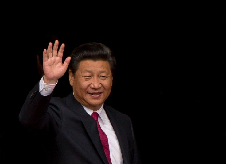 Chinese President Xi Jinping. (Photo courtesy: ibtimes.co.uk)
