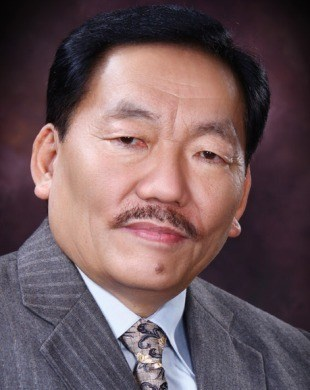 Chief Minister Pawan Kumar Chamling of Sikkim. (Photo courtesy: SarkariNiti)