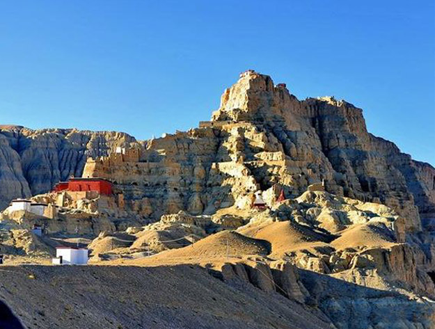 3500-year-old tombs excavated in western Tibet