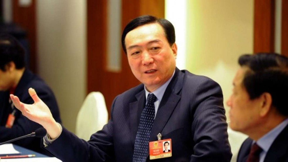 Tibet's former Chinese boss Chen Quanguo. (Photo courtesy: SCMP)