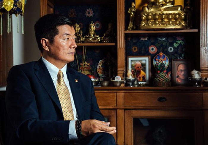 Unofficial China contacts ongoing – exile Tibetan leader in an interview
