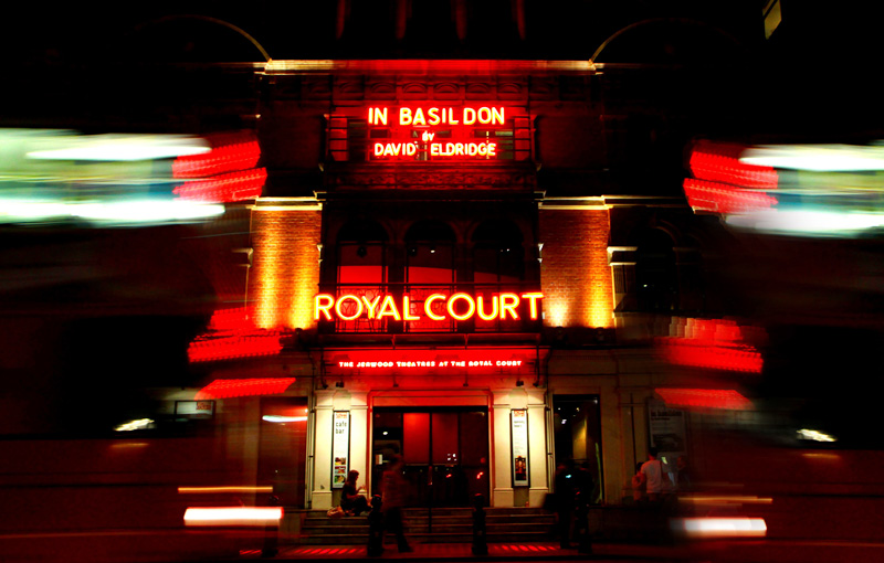 Royal Court Theatre, London. (Photo courtesy: TimeOut)