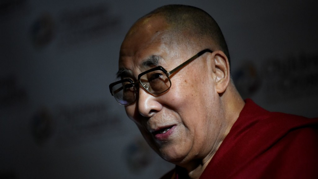 Lawmakers from three countries call on Dalai Lama