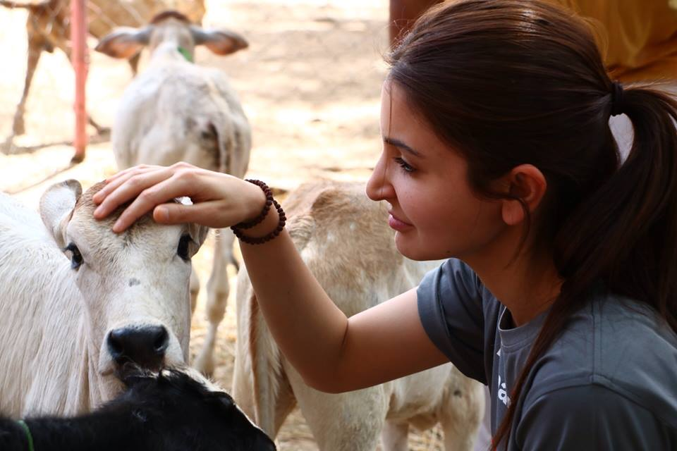 Dalai Lama inspires Bollywood star to build shelter for distressed animals