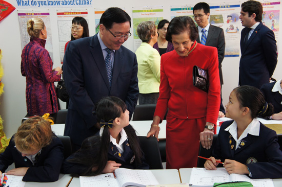 NSW Government examining propaganda concerns about Beijing-sponsored language classes