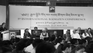Fifth International Rangzen Conference held at Dharamshala over May 23-25. (Photo courtesy: TIBET EXPRESS)