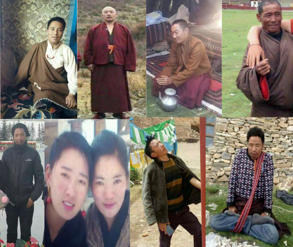 Chinese authorities in Nagchu (Chinese: Nagu) Prefecture of Tibet Autonomous Region have detained 30 villagers. (Photo courtesy: TCHRD)