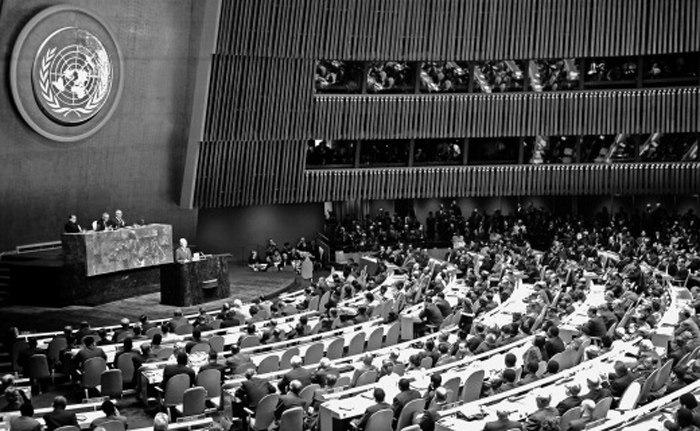 The Tibet Issue at the United Nations