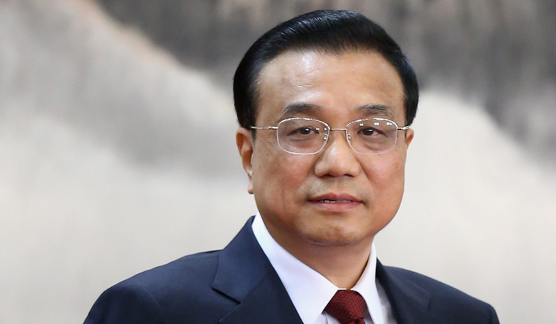Chinese Premier Li Keqiang. (Photo courtesy: CNN)