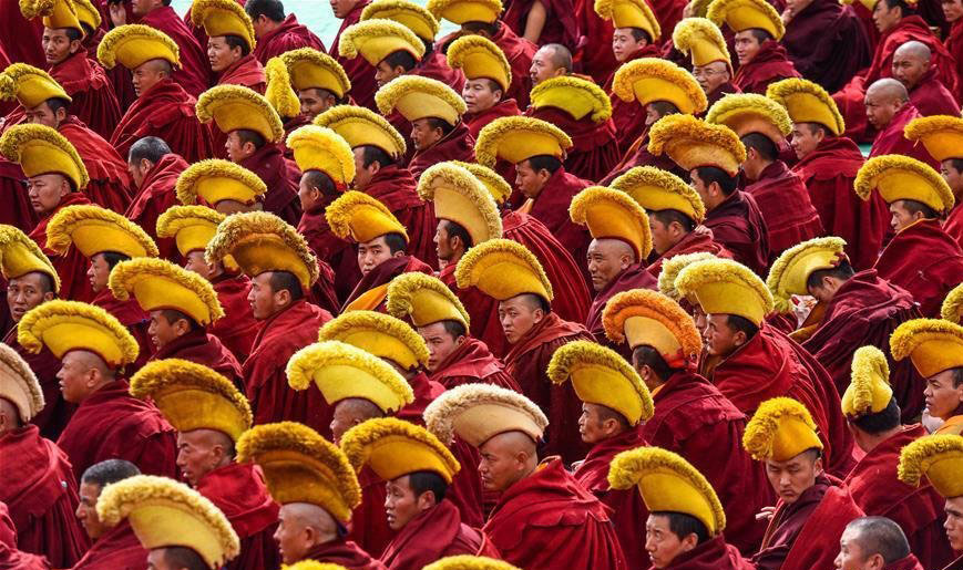 China trains Tibetan monks and nuns to train fellow-monastics to be loyal subjects
