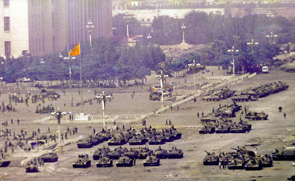 China again asked to come clean on Tiananmen massacre anniverary