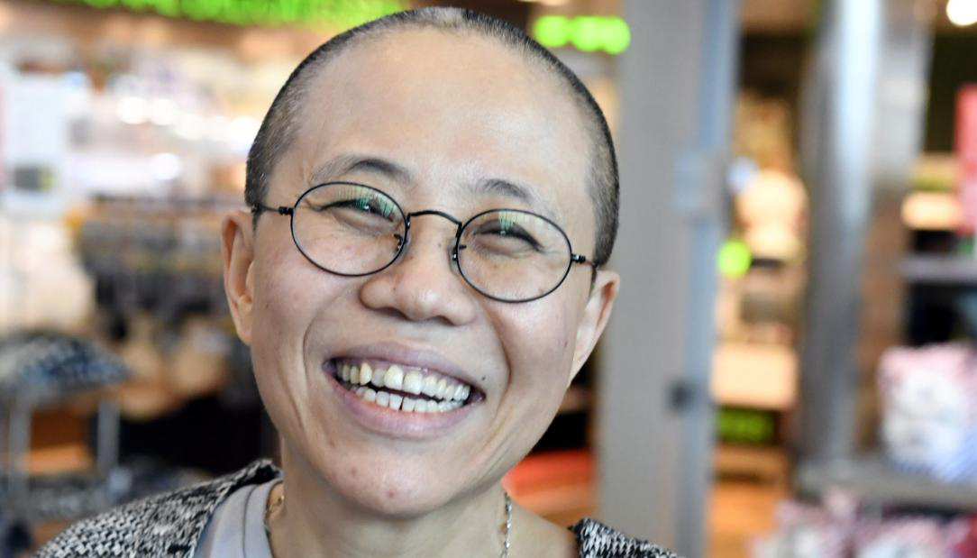China frees Nobel peace laureate's widow after years of illegal detention