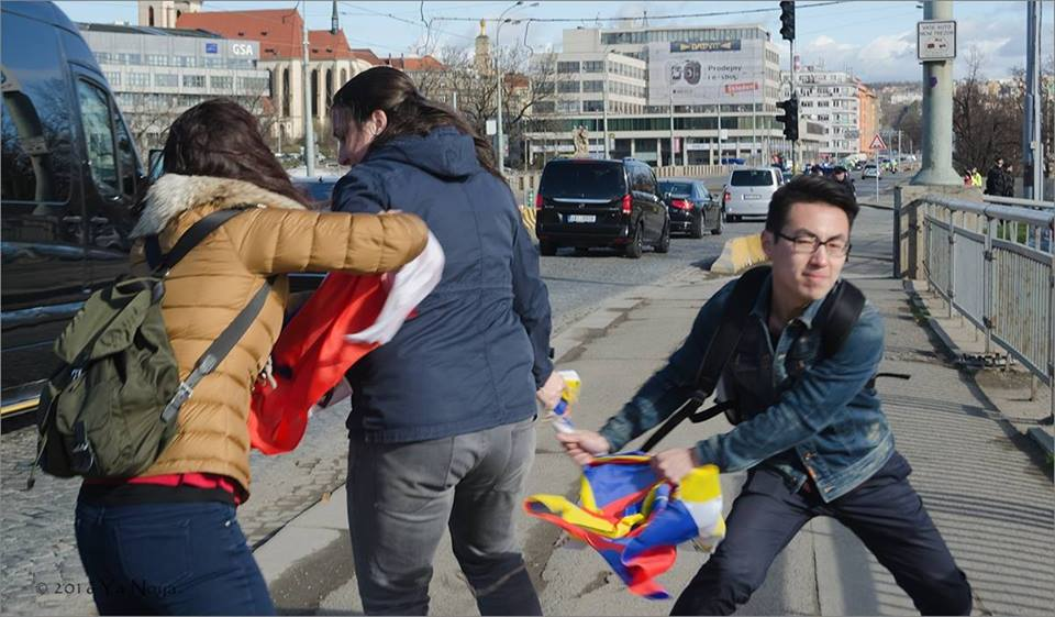 Czech Supreme Court orders retrial in Chinese violence on Tibet flag protester during Xi visit