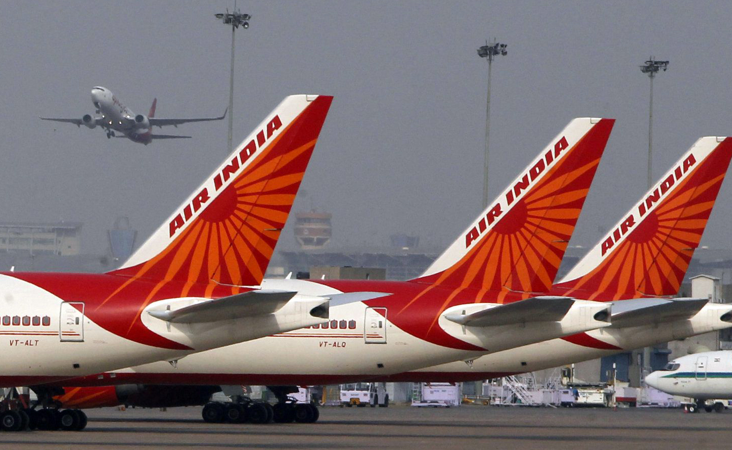 India's national carrier succumbs to Beijing's 'one China' policy dictate