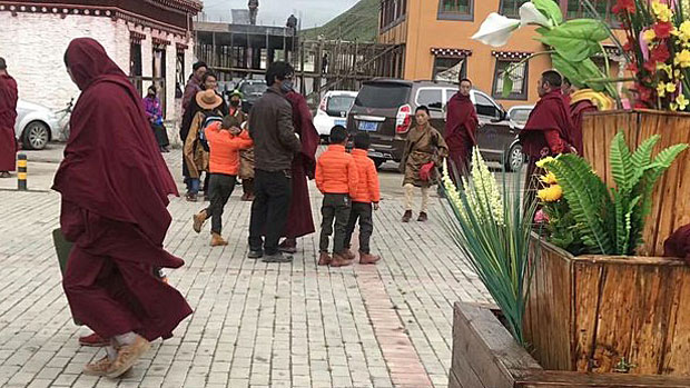 China cites law to defend forced removal of under-15 Tibetan monks from monasteries to state-run schools