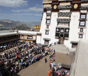 Potala Palace. (Photo courtesy: Xinhua)