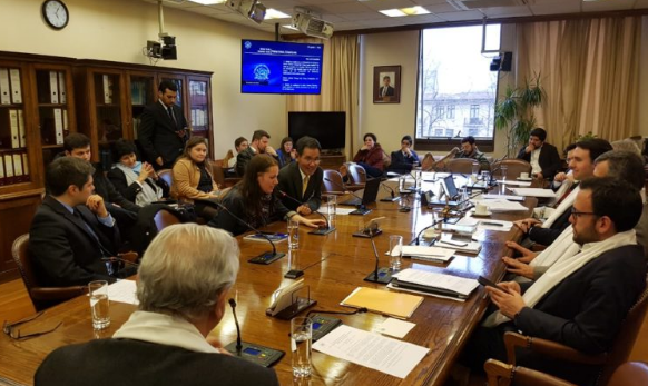Chilean parliamentary commission briefed on Tibet issue