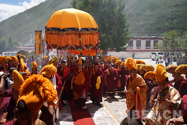 China's Panchen reported to have given his second Kalachakra teaching