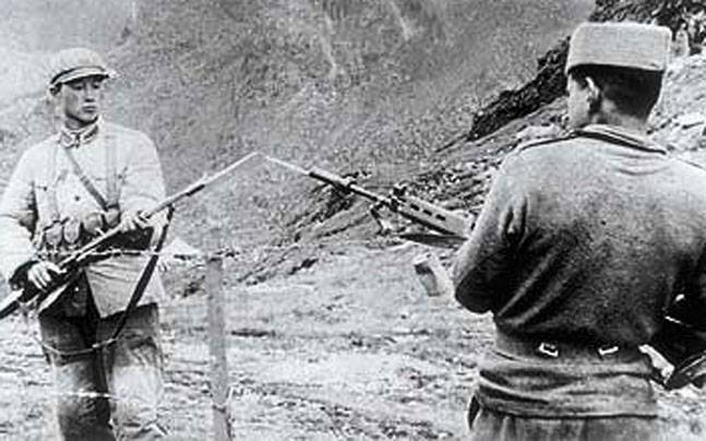 India China War of 1962. (Photo courtesy: India Today)