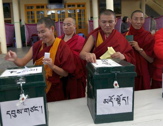 Exile Tibetan election rules amended in hope to minimize provincial friction
