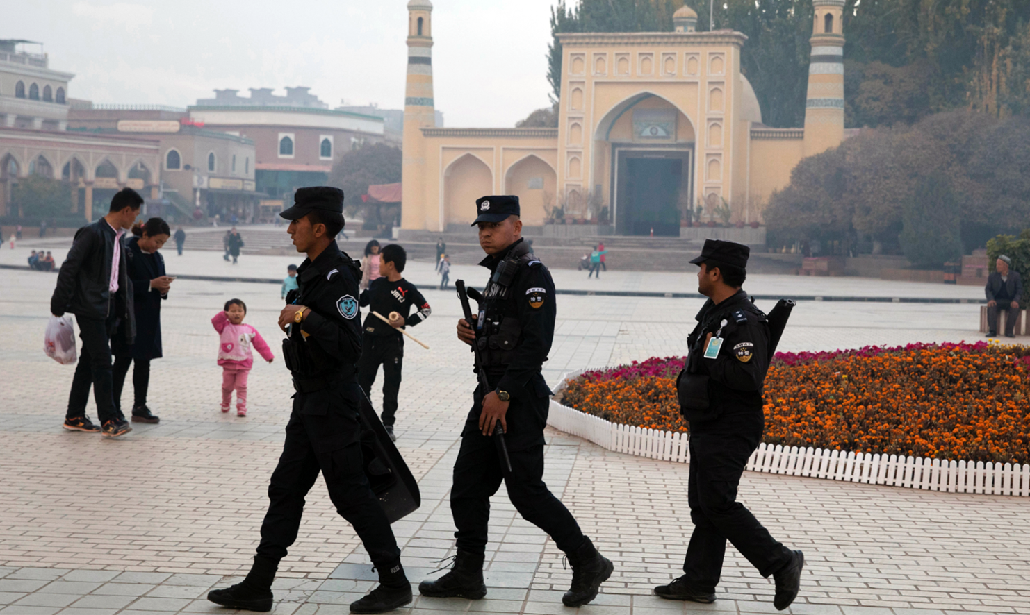 US removes from terror list a China-alleged, non-existent Xinjiang group