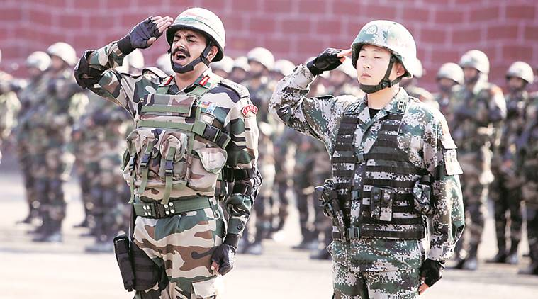 India-China annual military drill to resume
