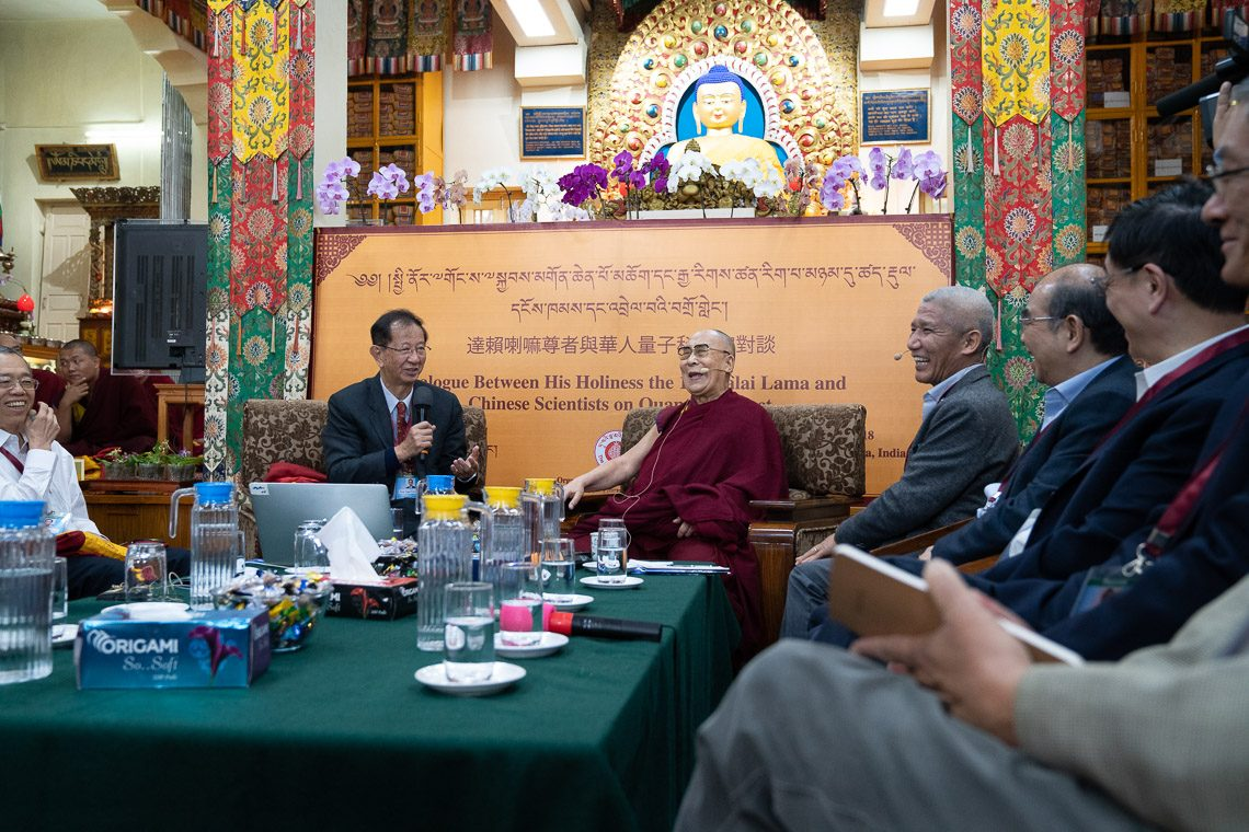 Dalai Lama open to visiting Taiwan to confer with scientists