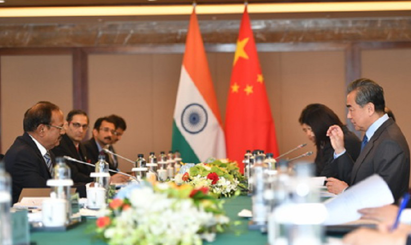 China speaks of having reached important consensus with India on boundary issues