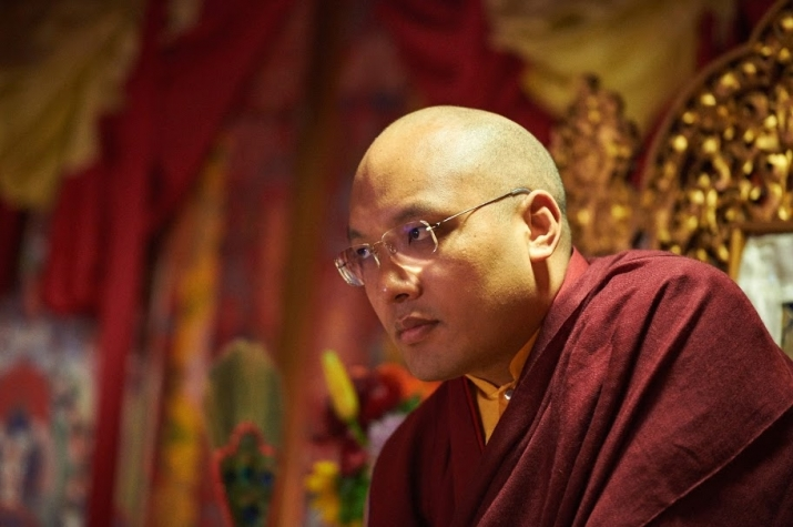 17th Karmapa, Ogyen Trinley Dorje. (Photo courtesy: Buddhist Door)