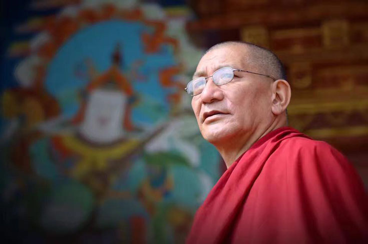 Freak accident claims head of Nyingma tradition of Tibetan Buddhism's life
