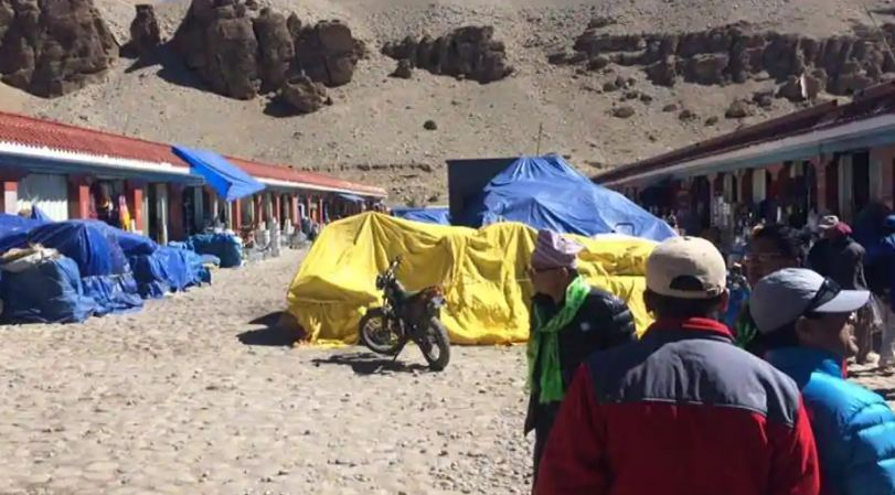 Imports dominate India's Lipulek border trade with Chinese ruled Tibet