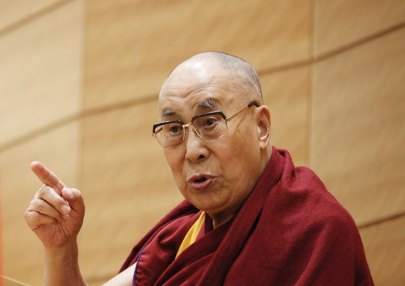 Dalai Lama says there was only one informal contact with China after 2010