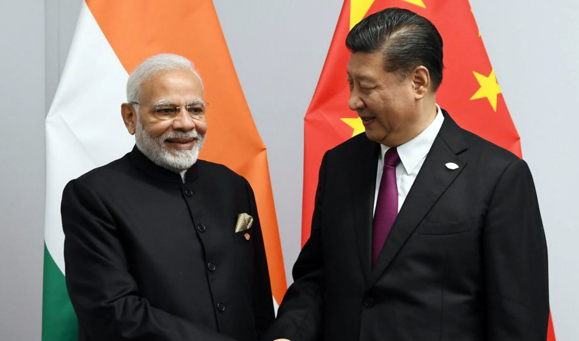 Improvement in India-China relations stated to be perceptible