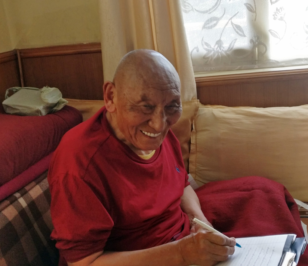 OBITUARY: Palden Gyatso defied China during 33 years of incarceration and continued to take on it in exile