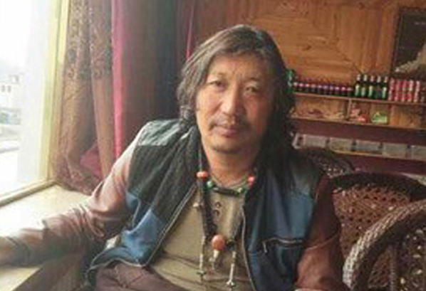 Tibetans petition for release of man who campaigned for their subsistence rights