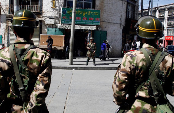 25 reported convicted for separatism, harming security in 'Tibet' in 2018