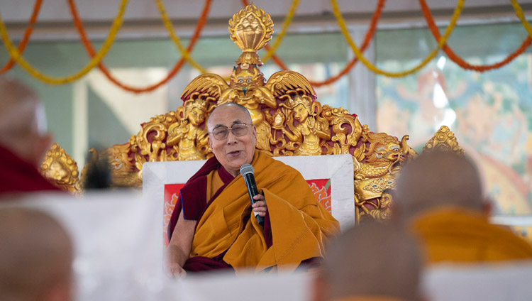 Dalai Lama reassures he's in good health, looks to live 100 plus