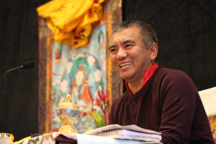 Nyingma Tibetan Buddhists select Dzogchen Rinpoche as new head