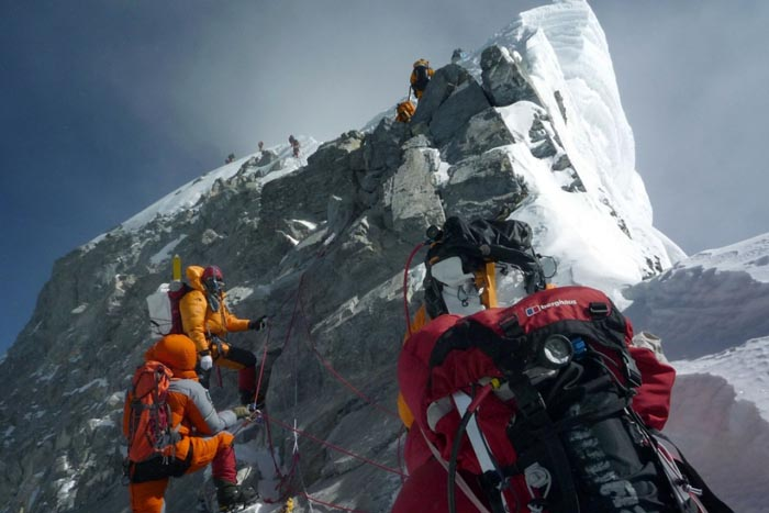 China to curtail Mt Everest climbers from Tibet side this year